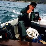 Ørretfiske kombinert med jakt