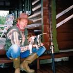 Jakt og ørretfiske