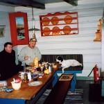 Seteren i Syd Rondane